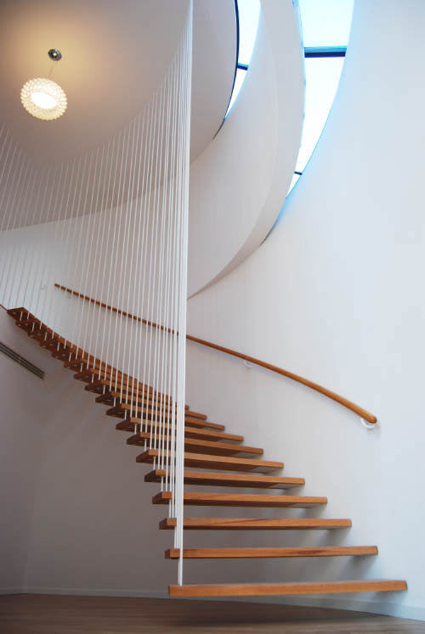 20 modern and minimalist staircase designs home design and interior rh homemydesign com