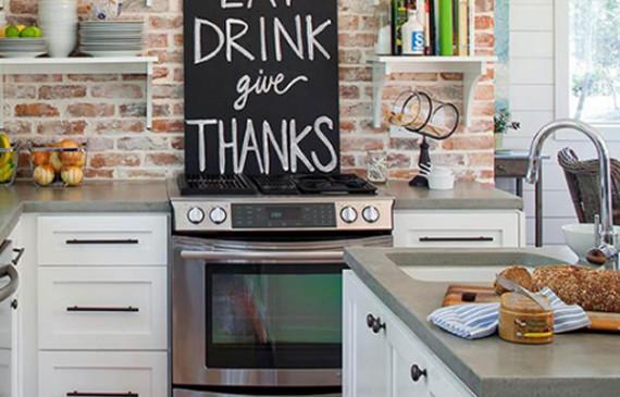 cozy-brick-kitchen-backsplash
