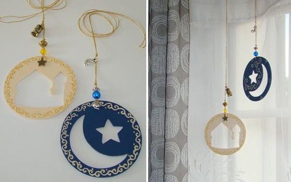 Eid Mubarak Hanging Decorating Home Design And Interior