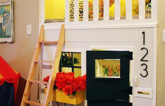 indoor-playhouses-in-bedroom