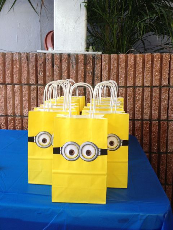 20 Cute Minions Birthday Party Ideas Home Design And Interior