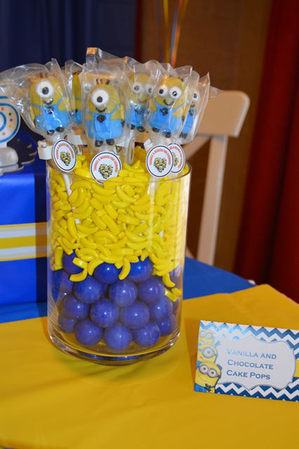 20 Cute Minions Birthday Party Ideas | HomeMydesign