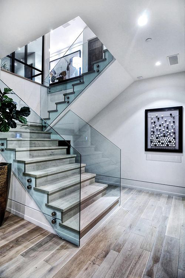 20 Modern And Minimalist Staircase Designs Home Design