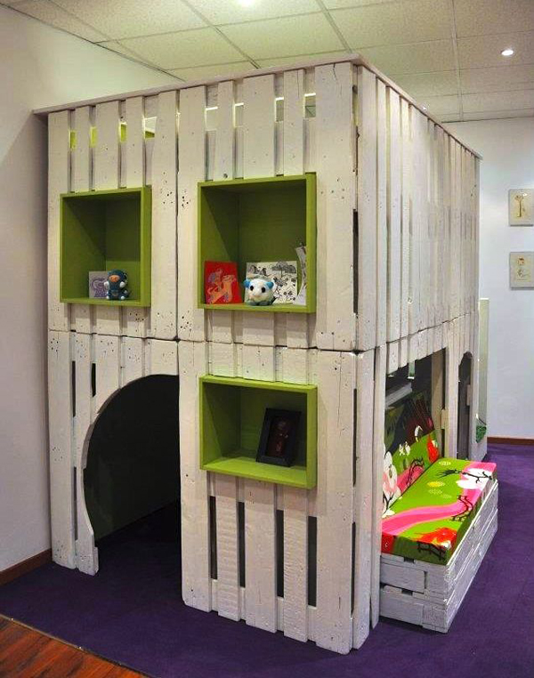 Beautiful Indoor Playhouse For Toddlers Gallery - Decoration Design ...