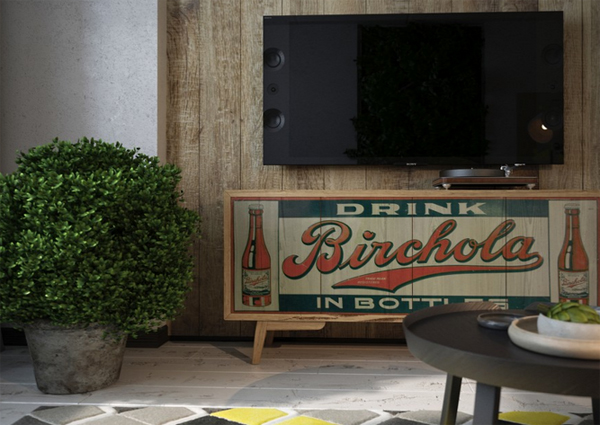 Retro tv cabinet designs for Home and garden tv design 101