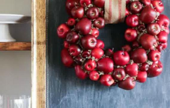 apple-wreath-decor-for-autumn