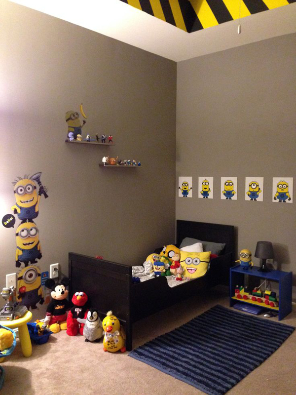 20 most wonderful minion decor ideas home design and - How to decorate my home ...