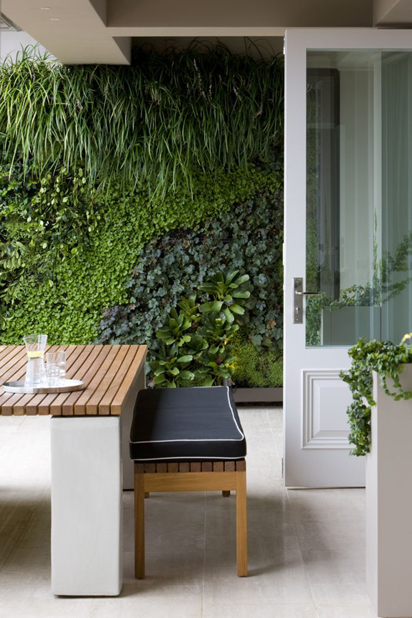 ... utilizing green wall as part of the house. I have compiled 20 cool  vertical garden ideas to your applied to any space in your home, may be  useful!