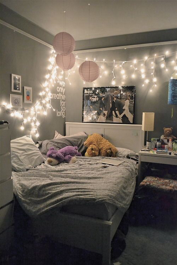 & cute-girl-bedroom-lighting-ideas