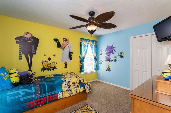 Image Result For Minion Bedroom Furniture