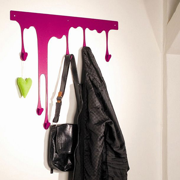 Ten Coolest DIY Wall Hook And Coat Rack Ideas