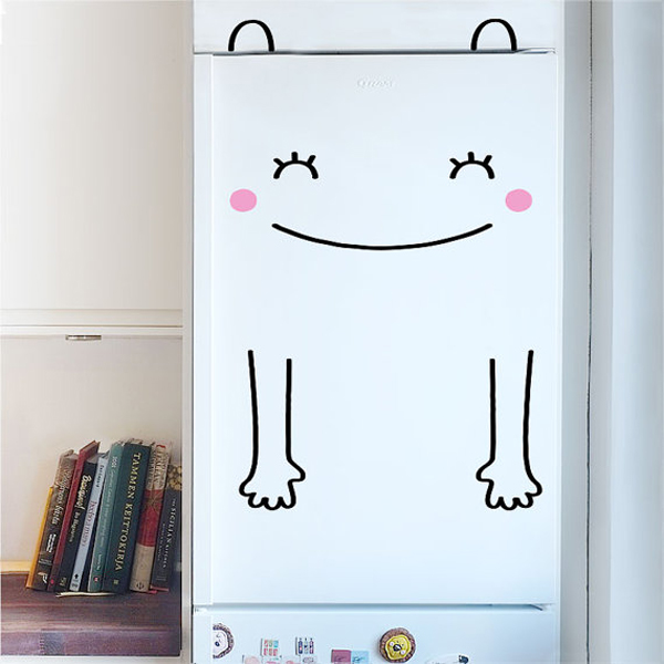Adorable Door Decal With Animal Themes