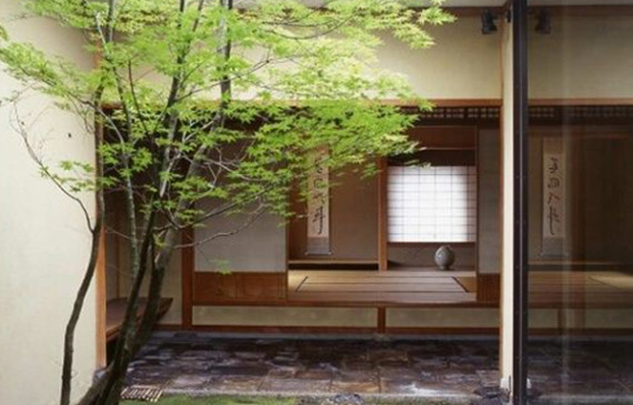 Japanese Garden Home Design And Interior