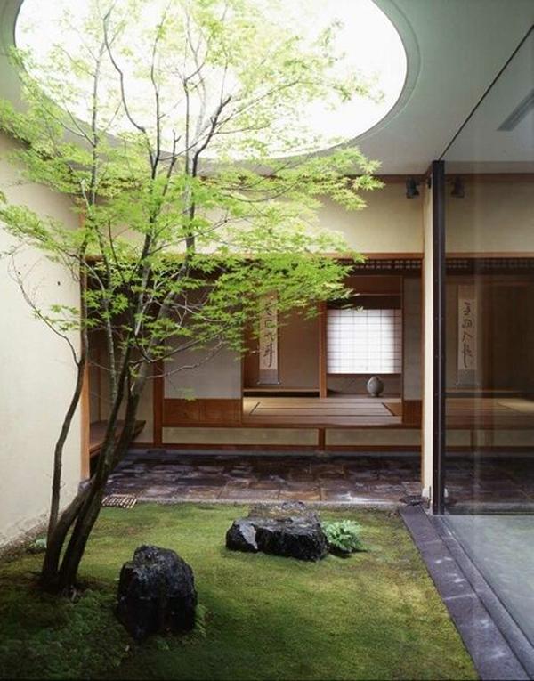15 cozy japanese courtyard garden ideas - Courtyard Ideas Design