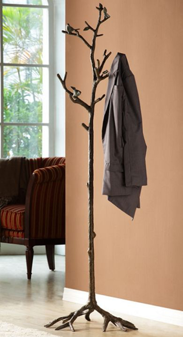 15 Cool Diy Branch Coat Racks Home Design And Interior