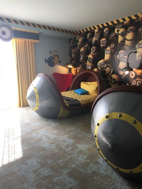 - Modern-minion-bedroom-decor-ideas
