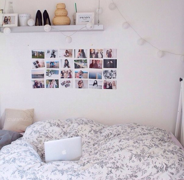simple girl room ideas