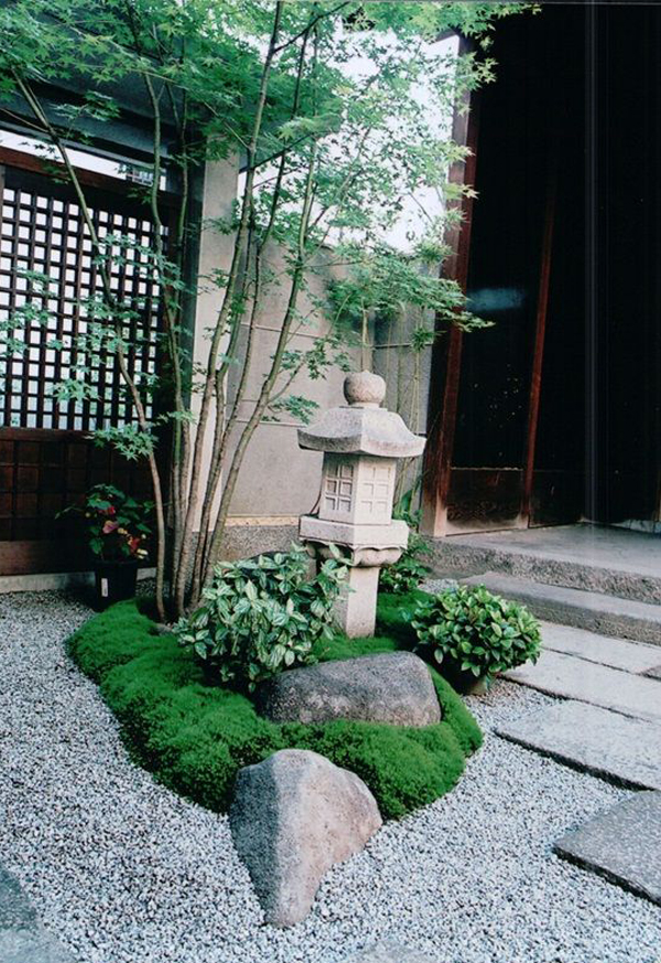 Small japanese courtyard garden design - Small japanese garden ideas ...
