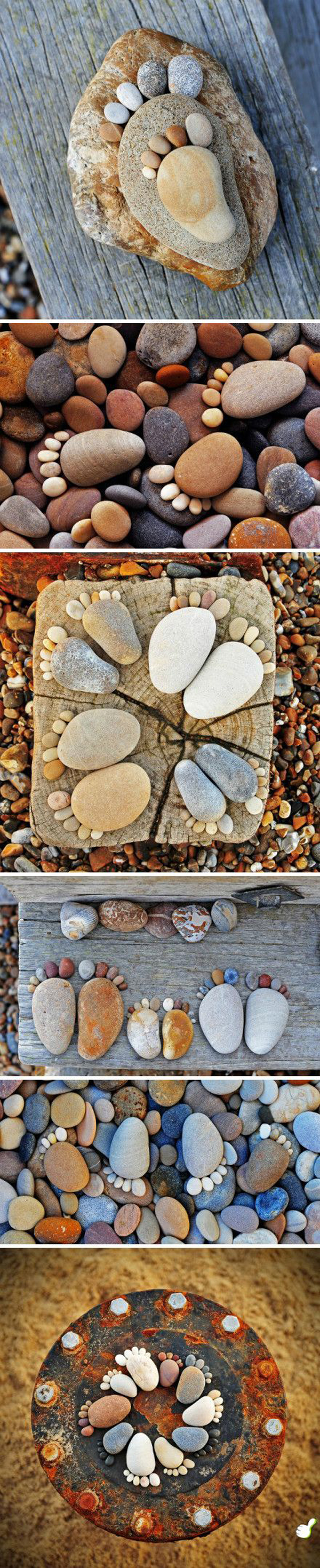 15 easy diy garden projects with rocks and stones home for Diy stone projects