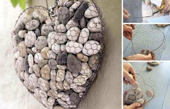 DIY-wire-stone-hearts