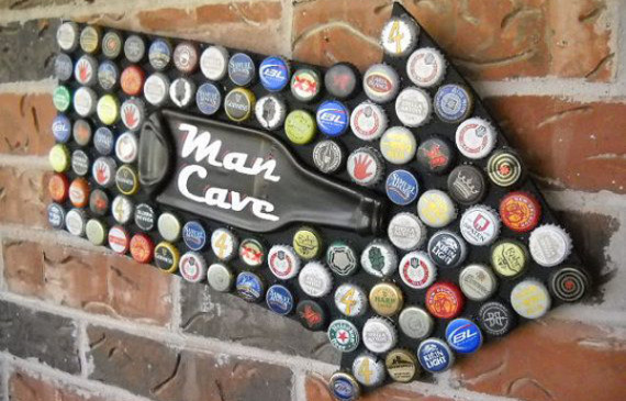 man-cave-sign-beer-bottle-caps