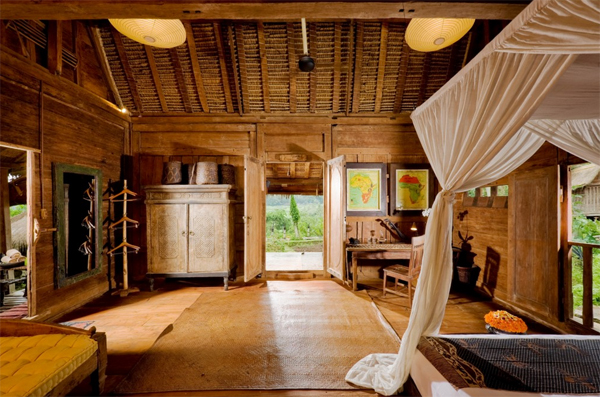 the bride house to a javanese nobleman and provide exceptional comfort following some stunning images of bambu indah resort to inspire you visit bali - Bali Bedroom Design