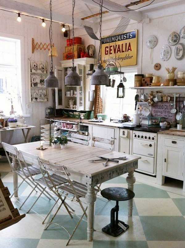 Bohemian Kitchen And Dining Furniture