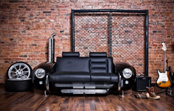25 Creative Recycling Automotive Parts Into Furniture Home Design