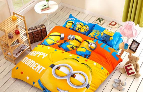 cute-minion-bedding-sets