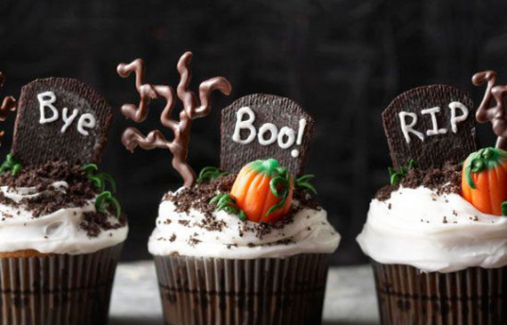 Halloween Cupcake Ideas Home Design And Interior