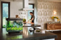 mini-aquarium-in-the-kitchen-countertop