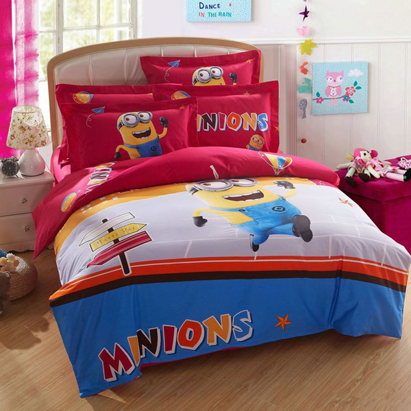 Halloween Bedroom Decor London Themed Bedroom Accessories Bedroom Interior Concept Bedroom Design Latest: 12 Cute Minion Bedding Sets You Can Buy Right Now