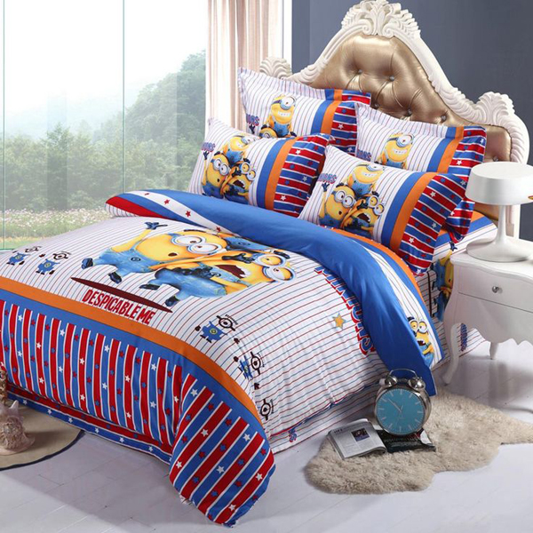 12 Cute Minion Bedding Sets You Can Buy Right Now