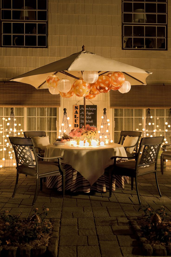 15 Super Romantic Dining For Couple Home Design And Interior