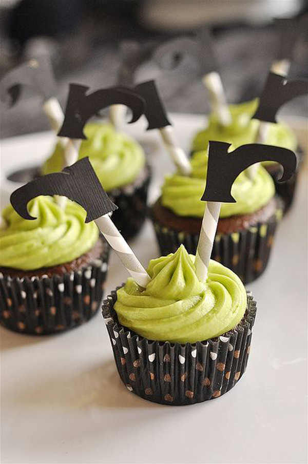 35 Delicious Halloween Cupcake Ideas Home Design And