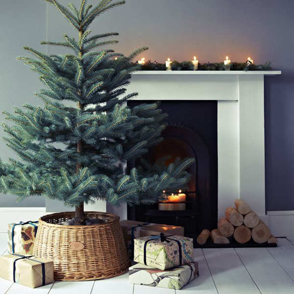 beautiful simple christmas tree ideas - Simple Christmas Tree Ideas