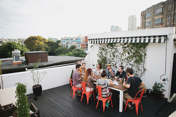 20 best rooftop dinner party decorations home design and interior