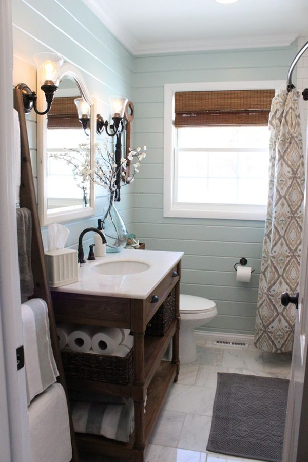 Small Bathroom Style 25 stylish small bathroom styles | home design and interior