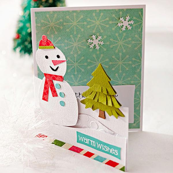 25 Easy DIY Christmas Snowman Crafts