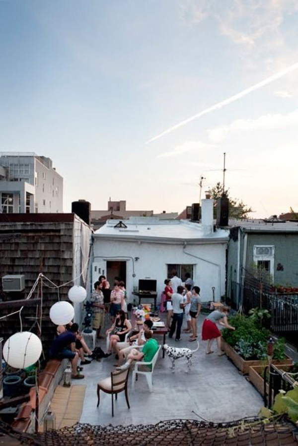 Diy rooftop dinner party ideas for Best dinner party ideas
