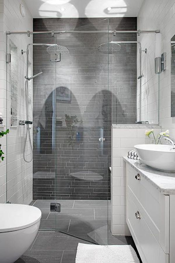 Gallery Of 25 Stylish Small Bathroom Styles
