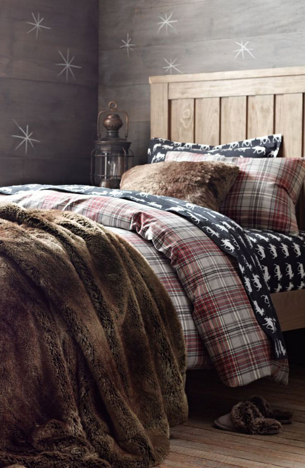 20 beautiful winter bedroom ideas home design and interior for Winter bedroom