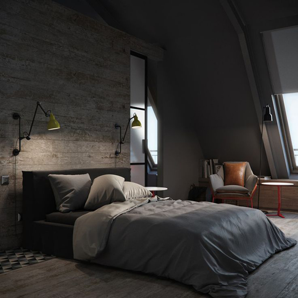 15 masculine bachelor bedroom ideas home design and interior Cool mens bedroom