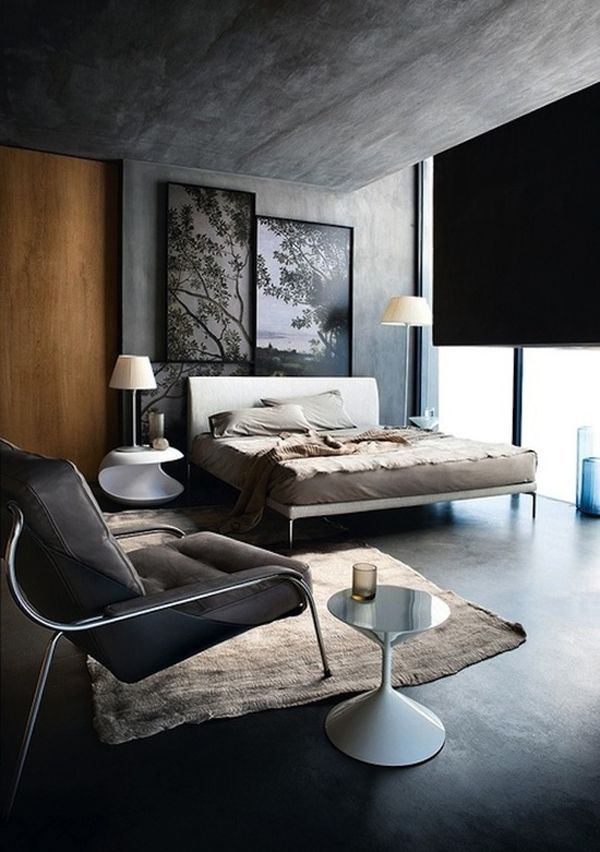 Bachelor Bedroom Ideas. 15 Masculine Bachelor Bedroom Ideas  Home Design And Interior