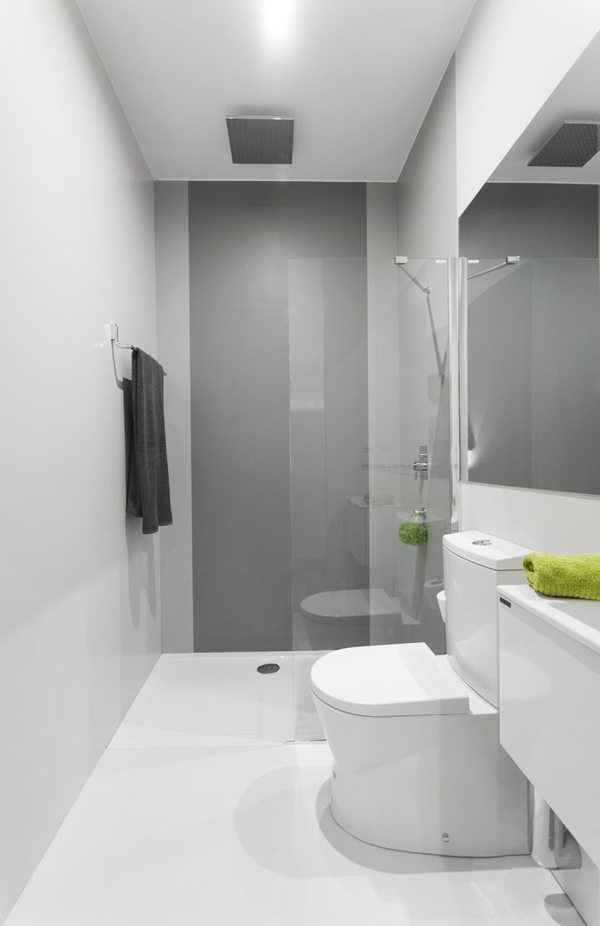 Modern Clean Bathroom With Small Ideas