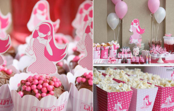 Birthday Party Ideas Home Design And Interior