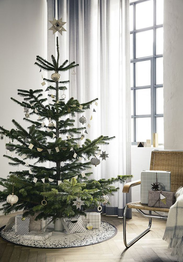 Danish Christmas Trees