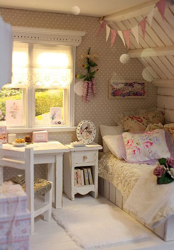 25 Shabby Chic Kids Room Ideas