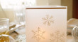 snowflake-wax-paper-lantern-for-christmas