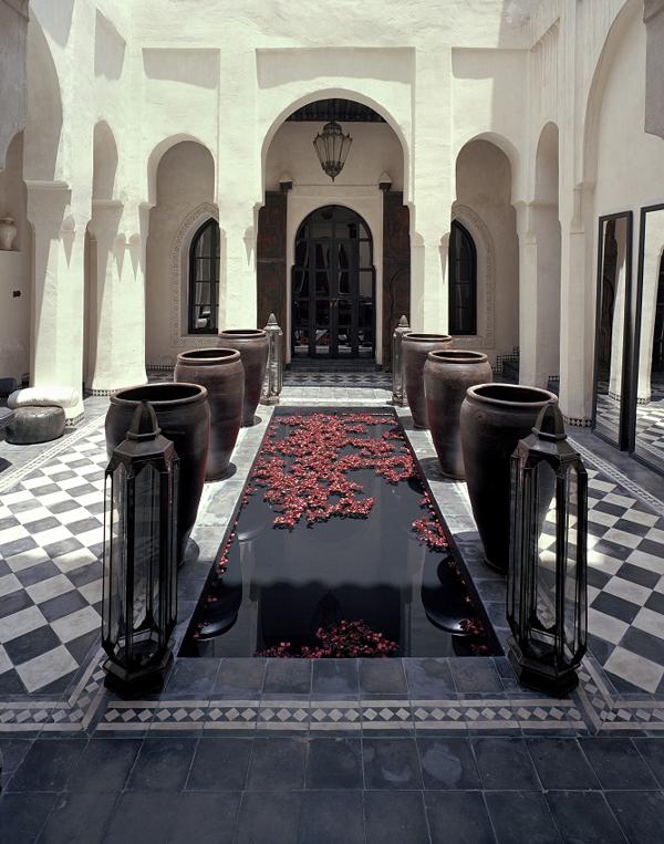 Dar darma luxury riad located in medina home design and for Luxury riad in marrakech